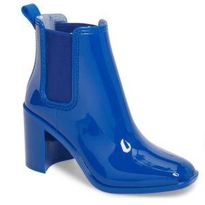 Jeffrey Campbell Hurricane Rain Boots Size 7